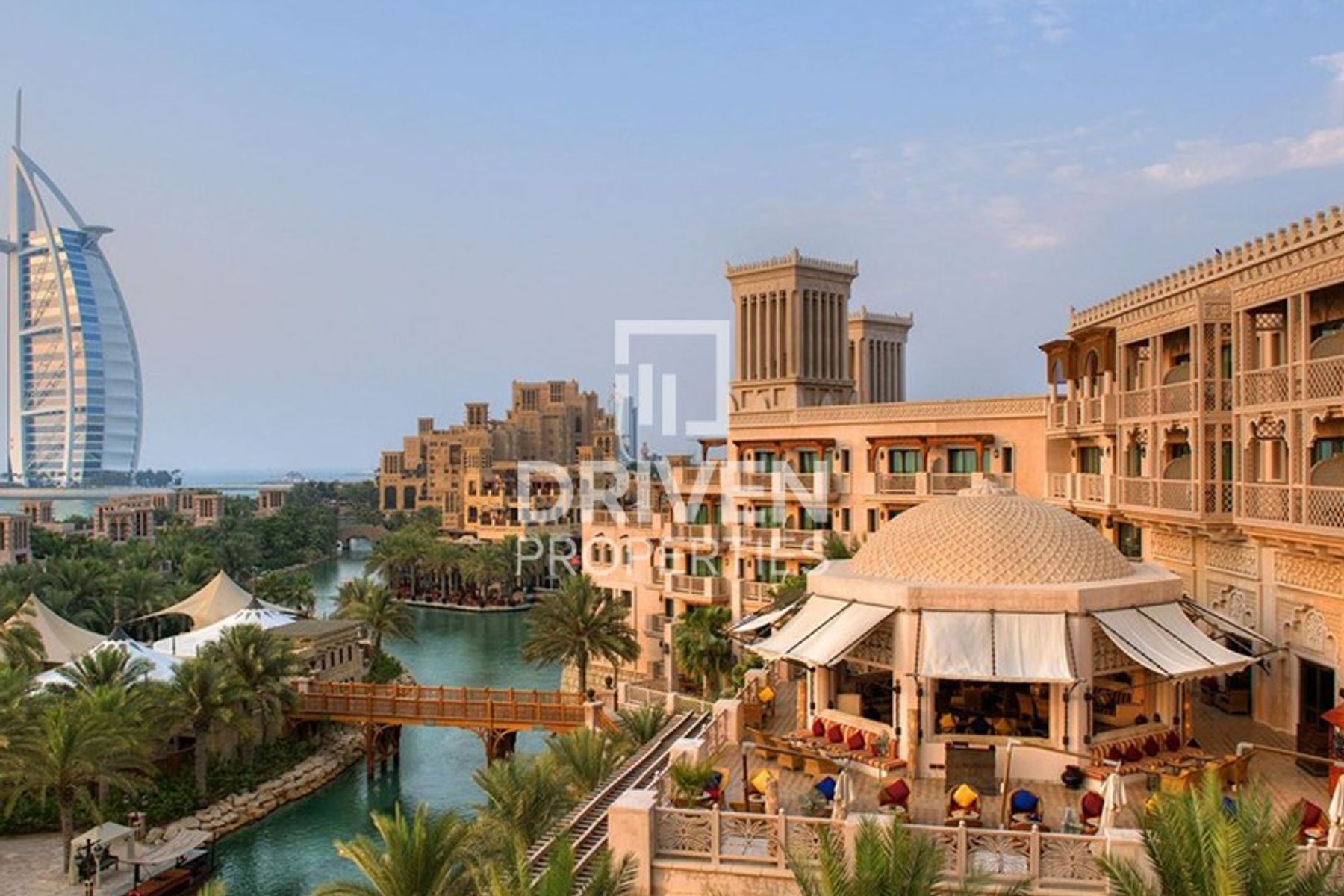 Re-Sale, Huge Terrace with Burj Al Arab View