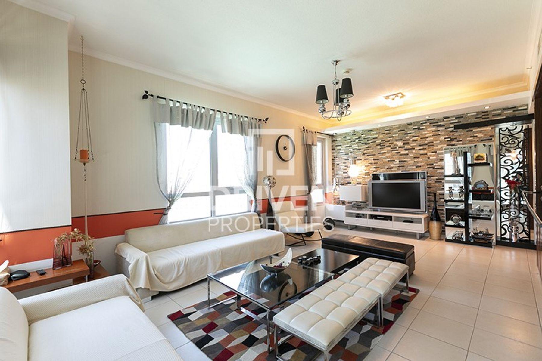 للايجار - شقة - ذا ريزيدنس 3 - دبي وسط المدينة