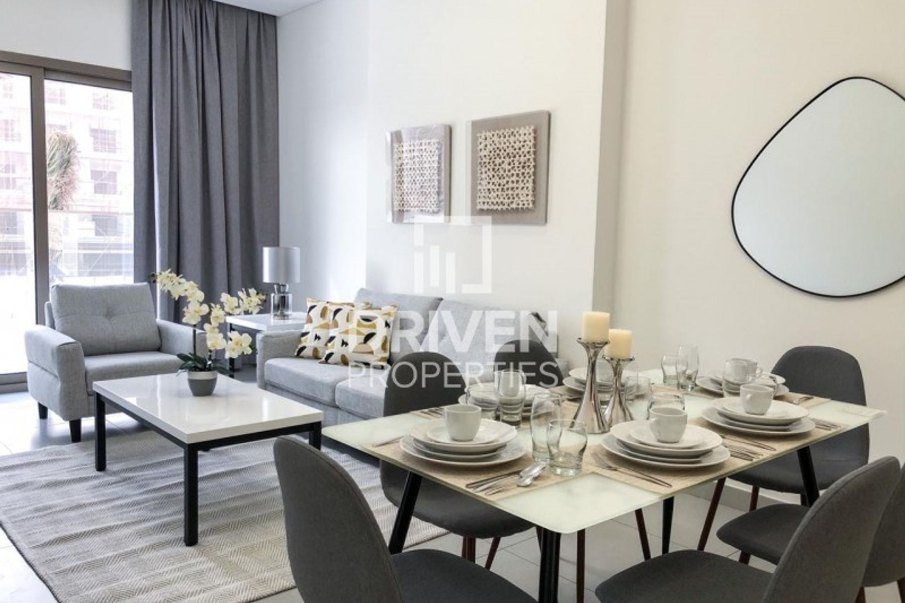 Fully Furnished 2 Bed Apartment in Arjan