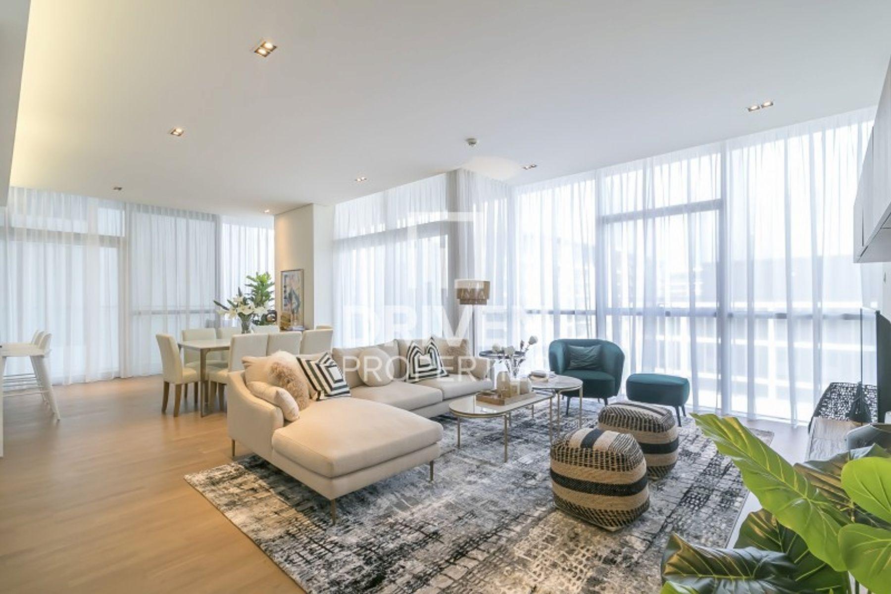 2,270 قدم مربع  شقة - للبيع - سيتي ووك