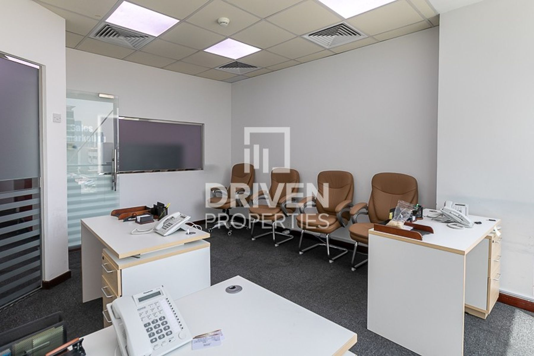 Office for Rent in Emaar Business Park Building 4 - Sheikh Zayed Road