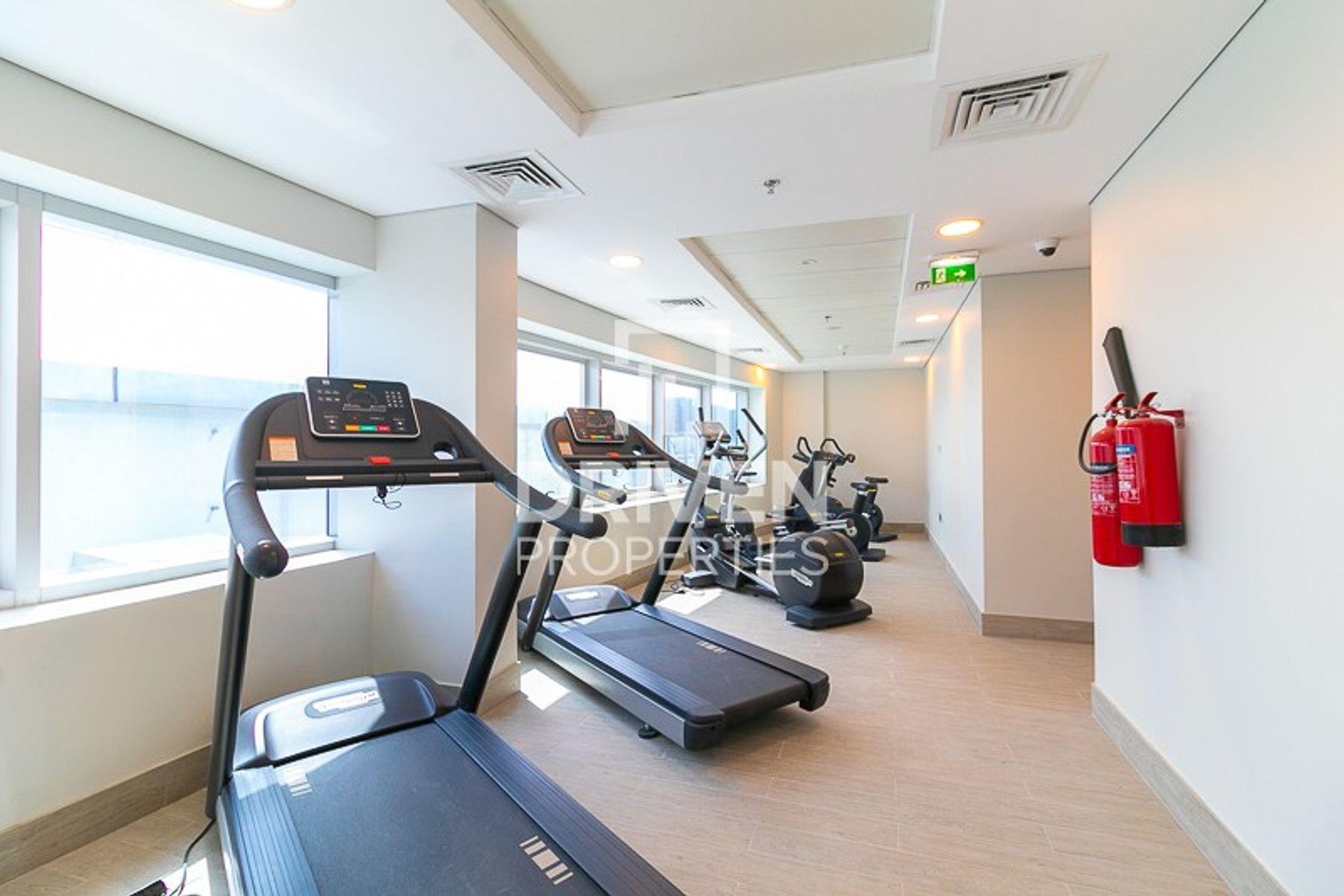 Apartment for Rent in Al Dhabi Tower, Arjan