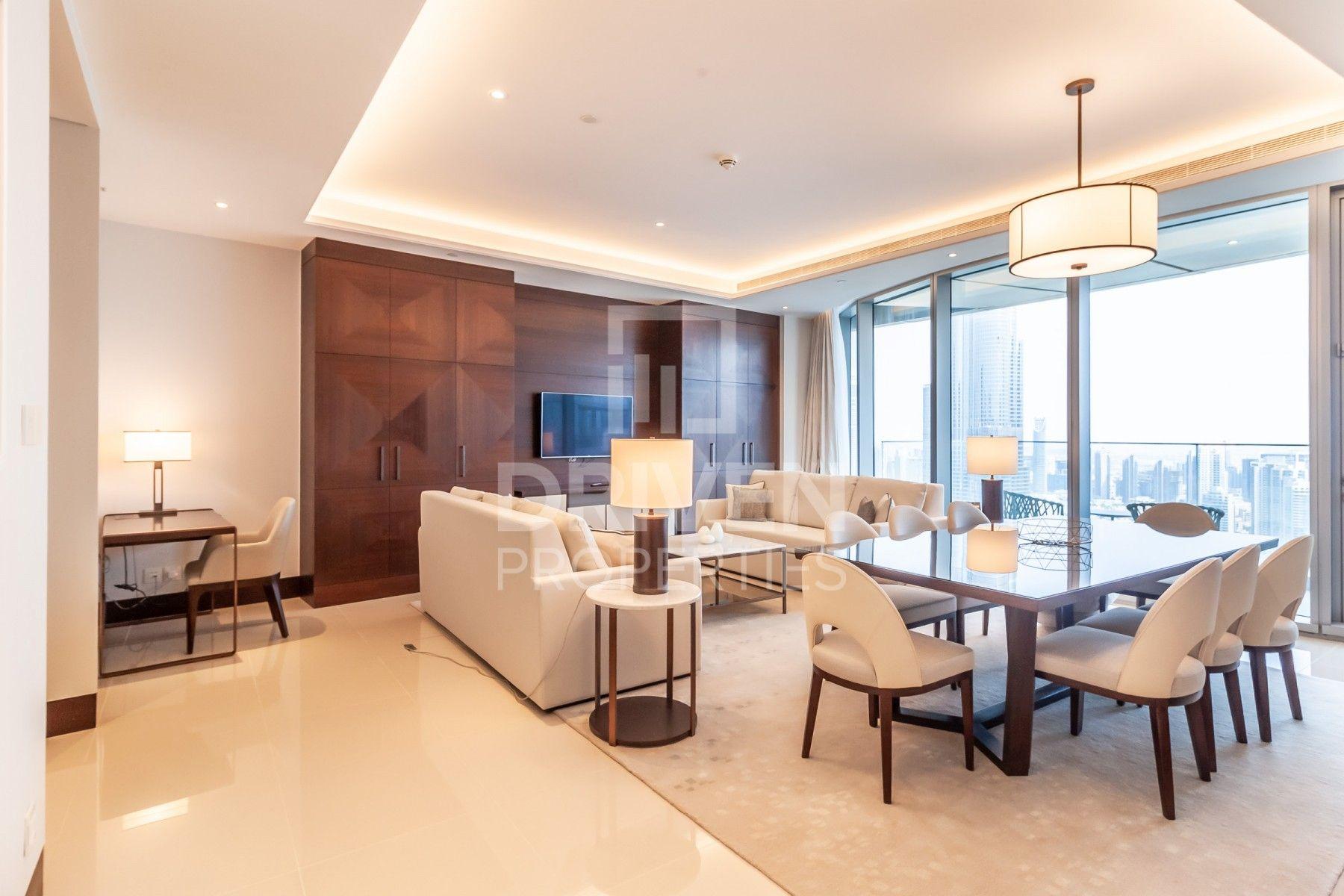 Stunning 3 Bedroom Apartment | High Floor