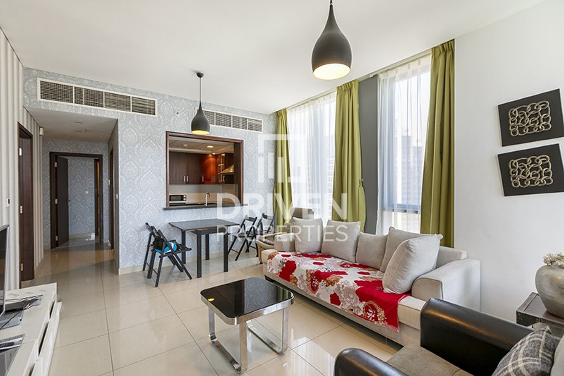 Furnished 2 Bedroom Apartment with Burj View