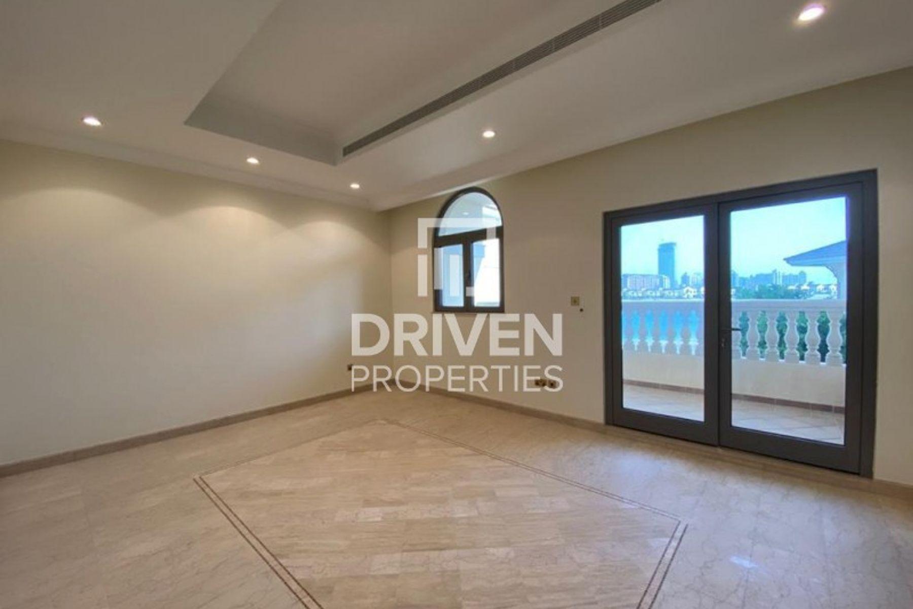 Villa for Rent in Signature Villas Frond B - Palm Jumeirah