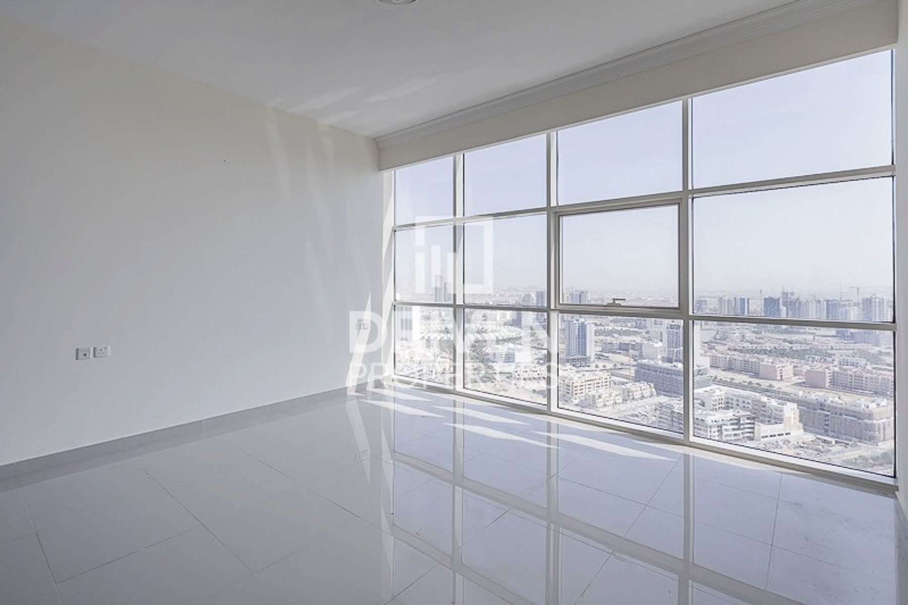 Studio Apartment with the Best View in JVC