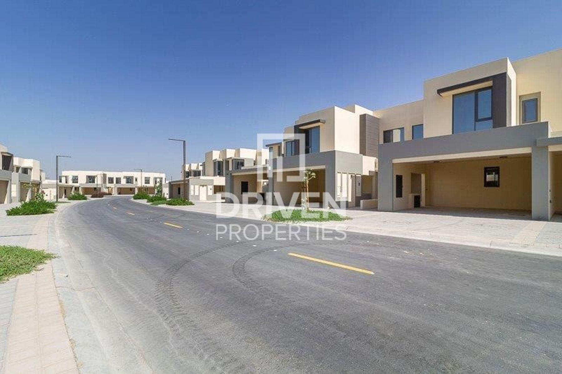 Townhouse for Sale in Maple 3 - Dubai Hills Estate