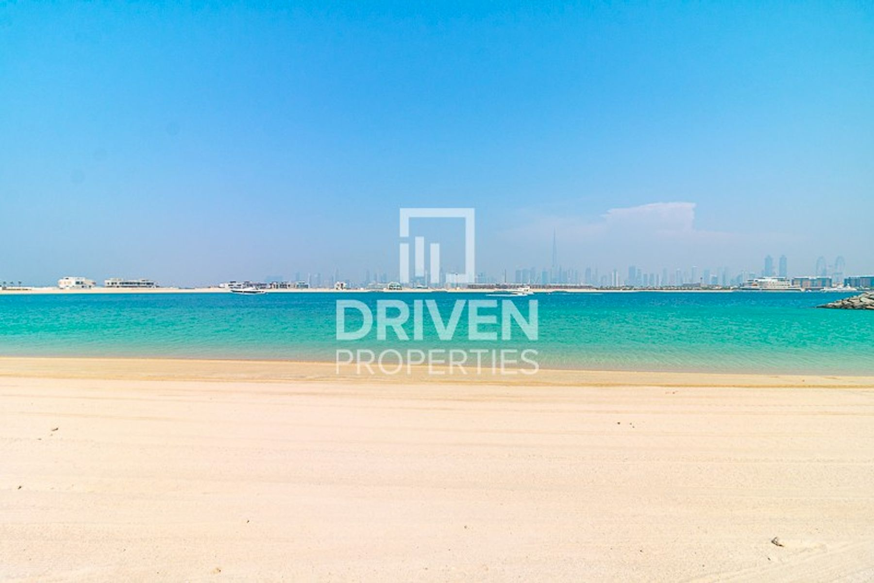 Land Residential for Sale in Jumeirah Bay Island, Jumeirah