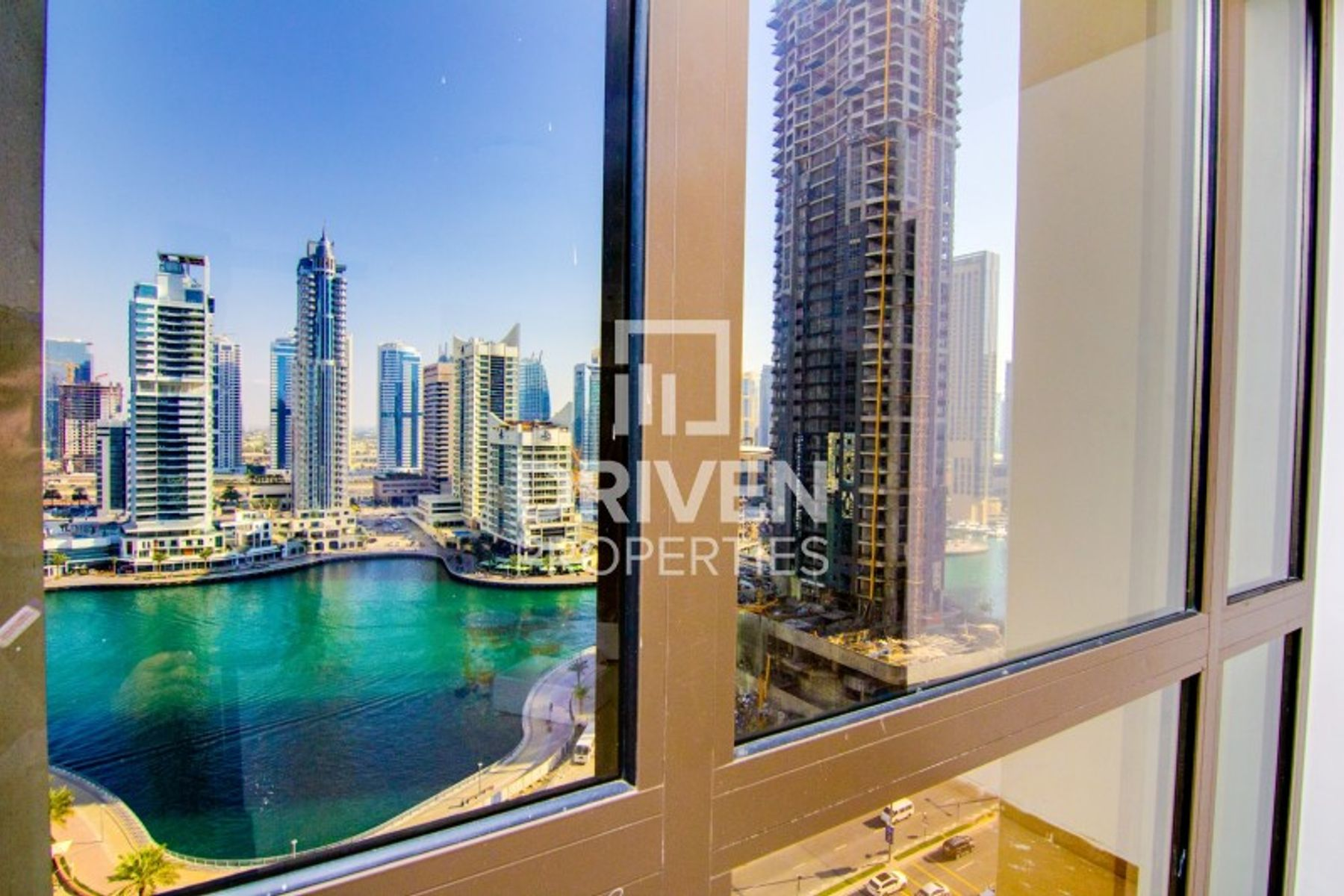 Best 2 Bedroom Unit with Full Marina View
