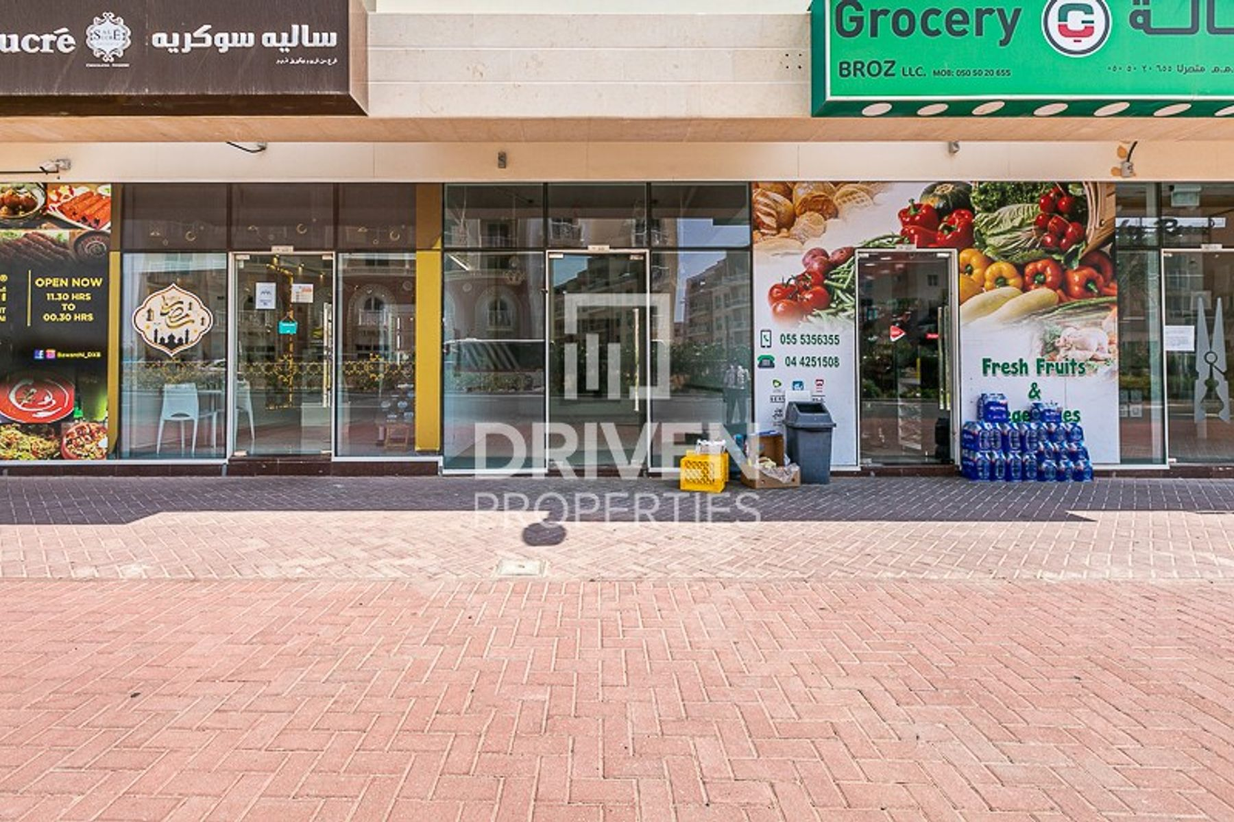 Retail for Rent in District 10, Jumeirah Village Circle