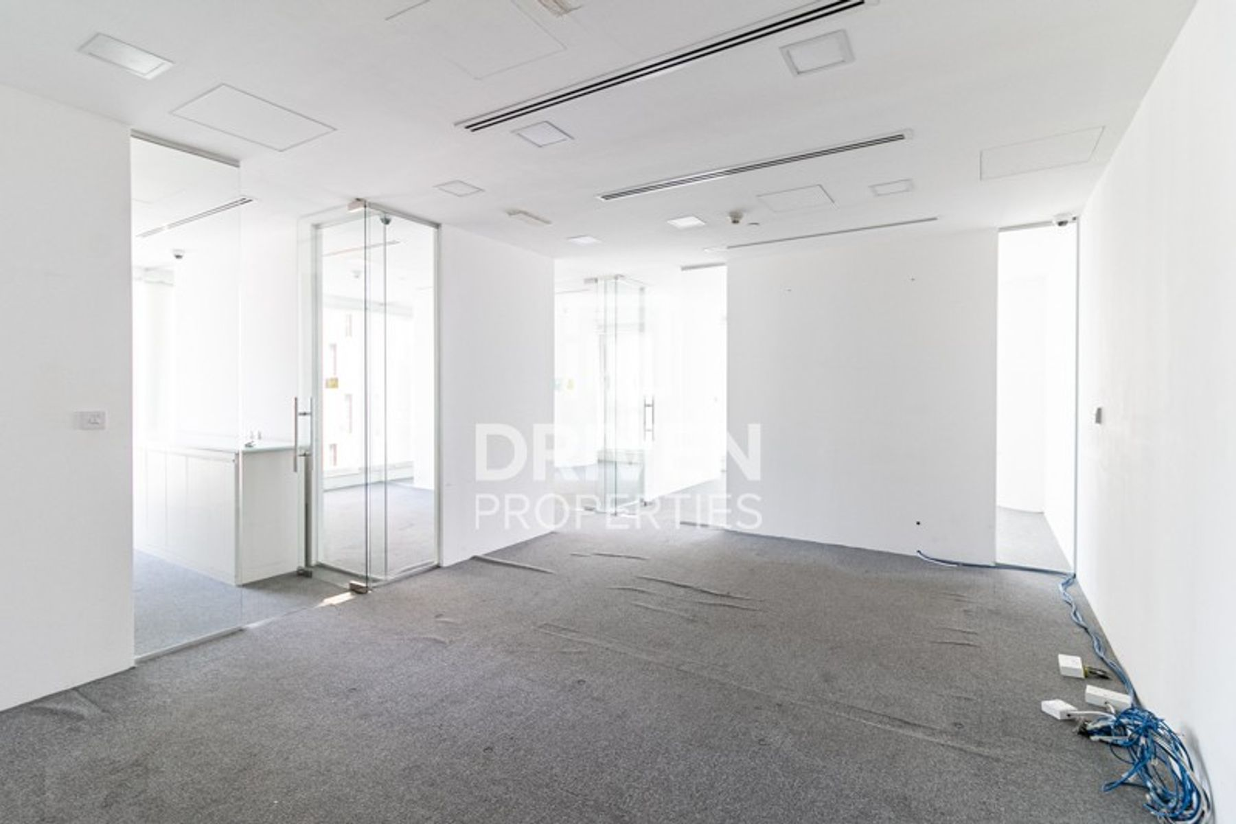 Negotiable, Fitted Office in Business Bay