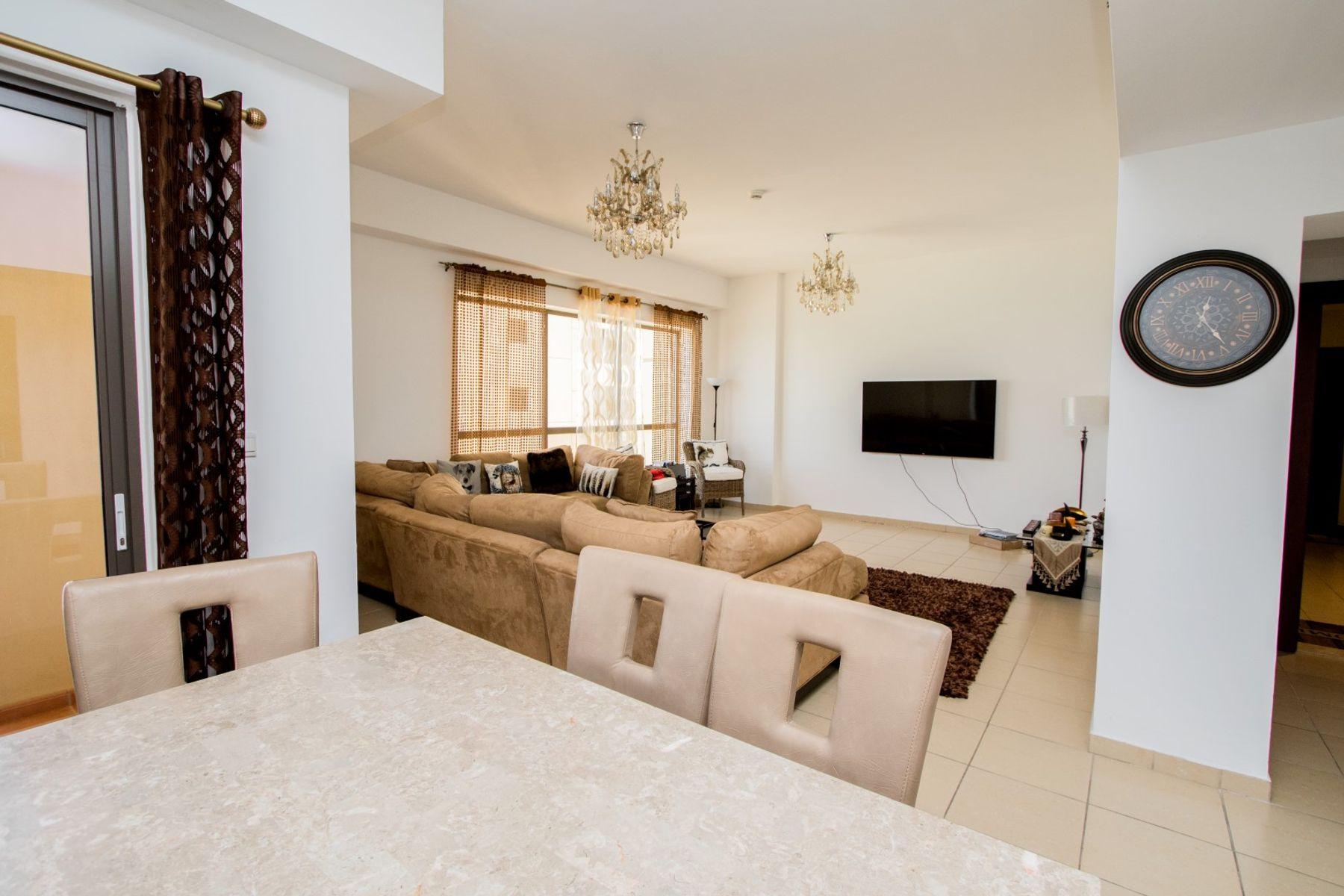 Full Sea View, Unique 3 Bedroom Apartment
