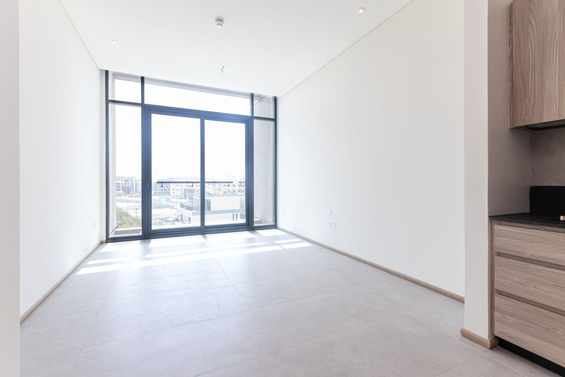 Studio Apartment | 3rd Floor | Park View