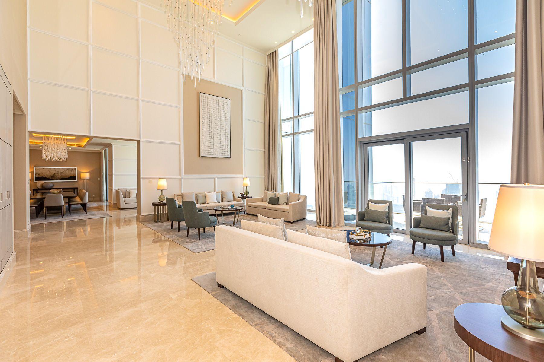One of a Kind Penthouse | Dubai Downtown Views