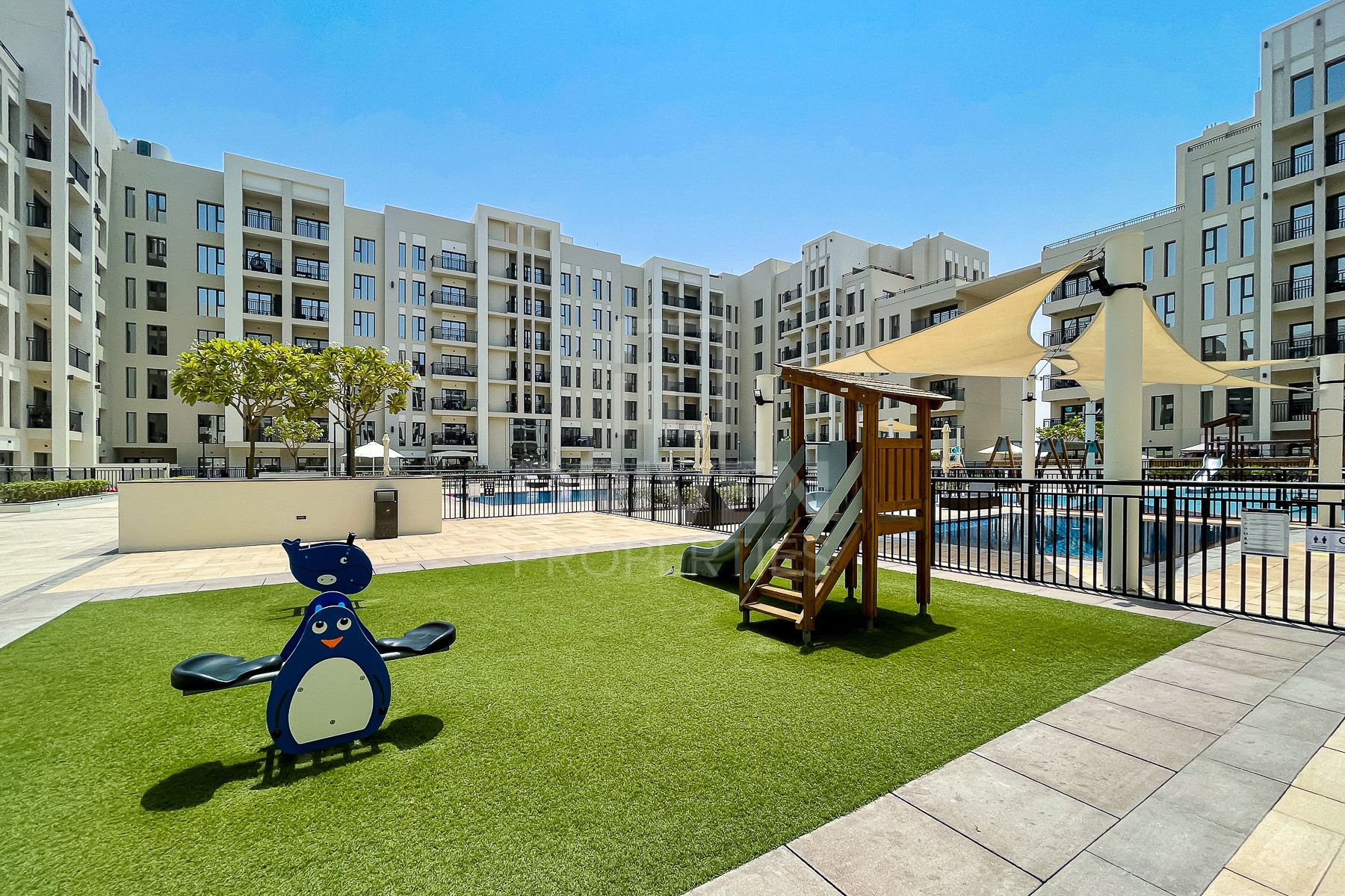 Apartment for Sale in Hayat Boulevard - Town Square