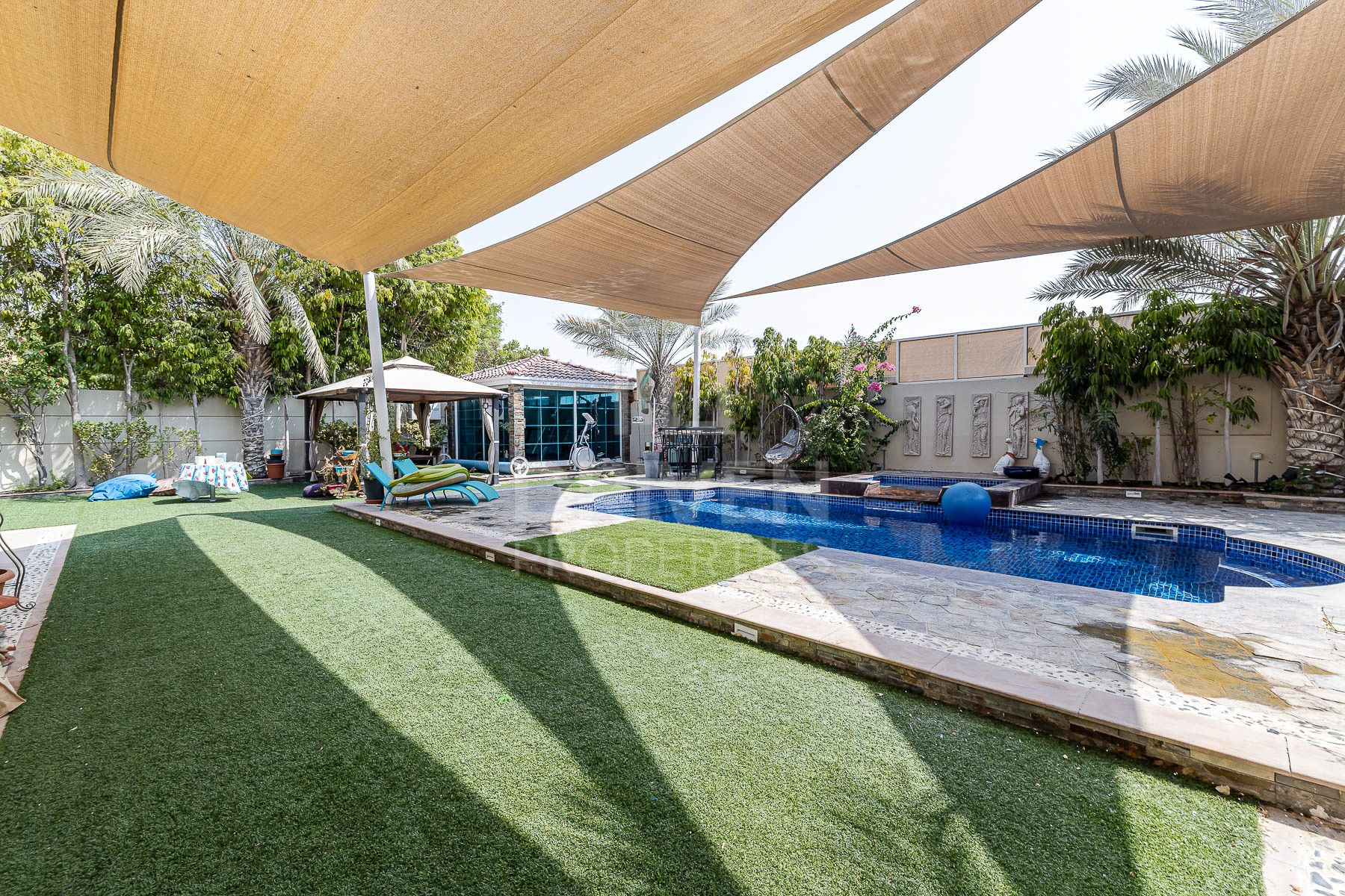 Fully Upgraded and Large w/ Private Pool