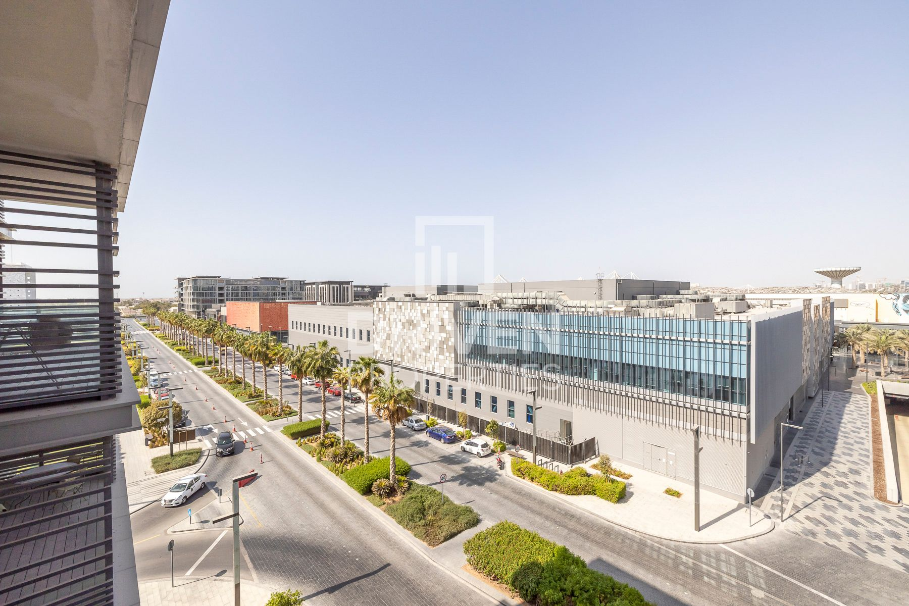 Boulevard and mall view | 10 Yrs Payment Plan