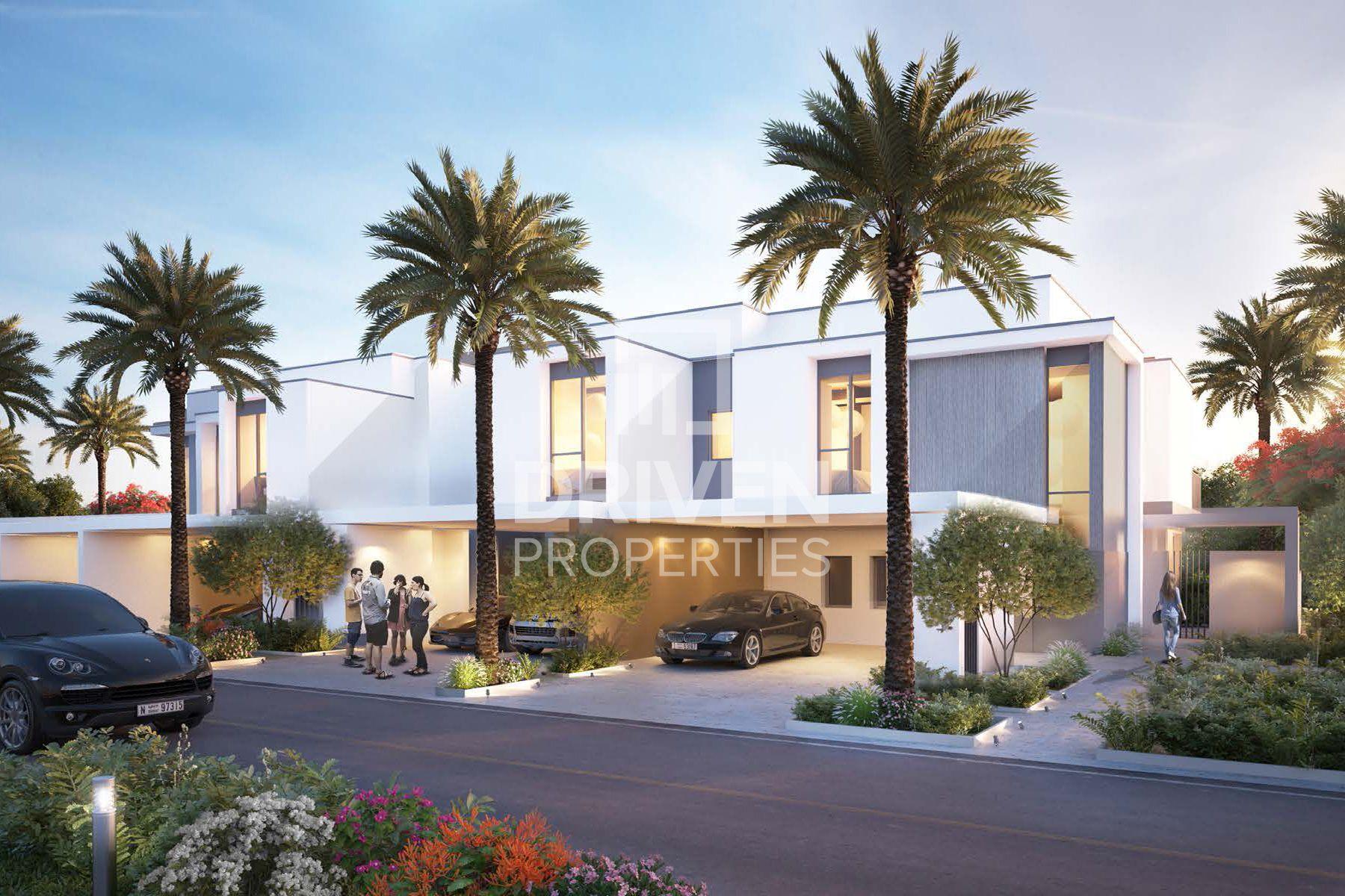 Serene Community | Modern Designed Villa
