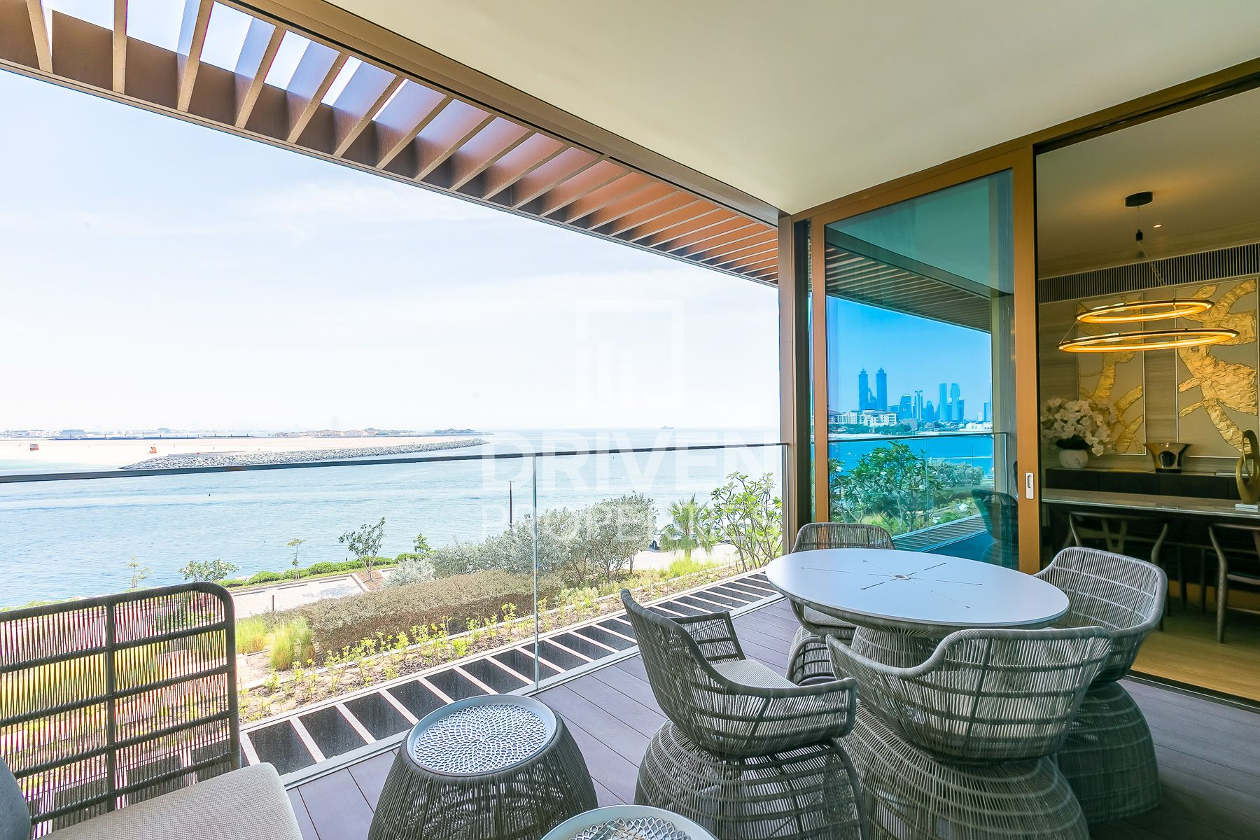 Sea View Apartment | Elegant & Furnished