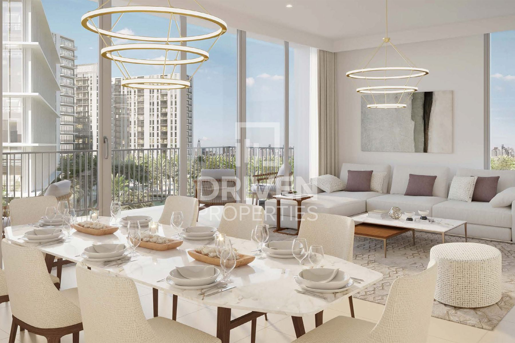 Apartment for Sale in Park Heights 1 - Dubai Hills Estate