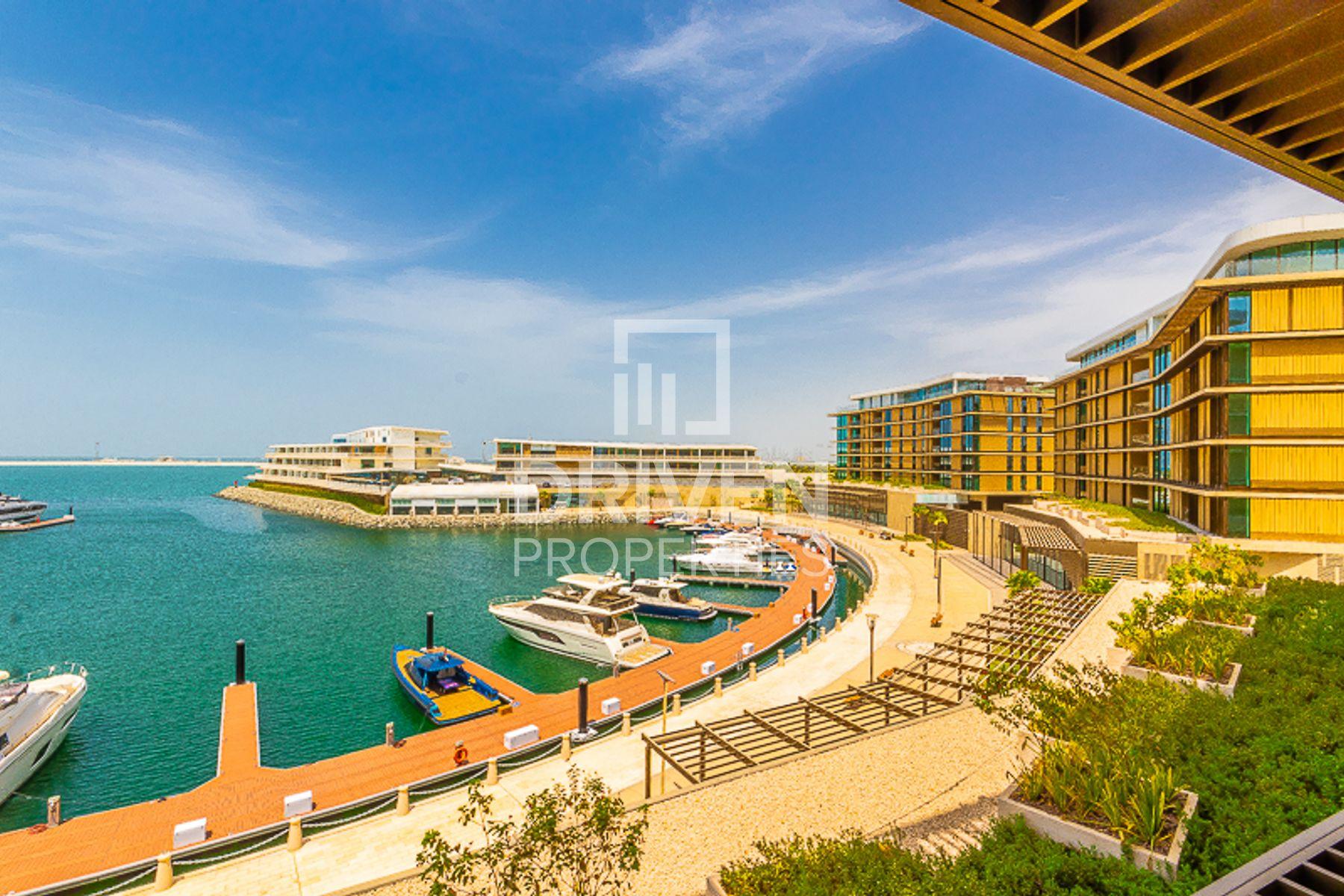 High Floor 3BR+Maids  Lovely Marina views