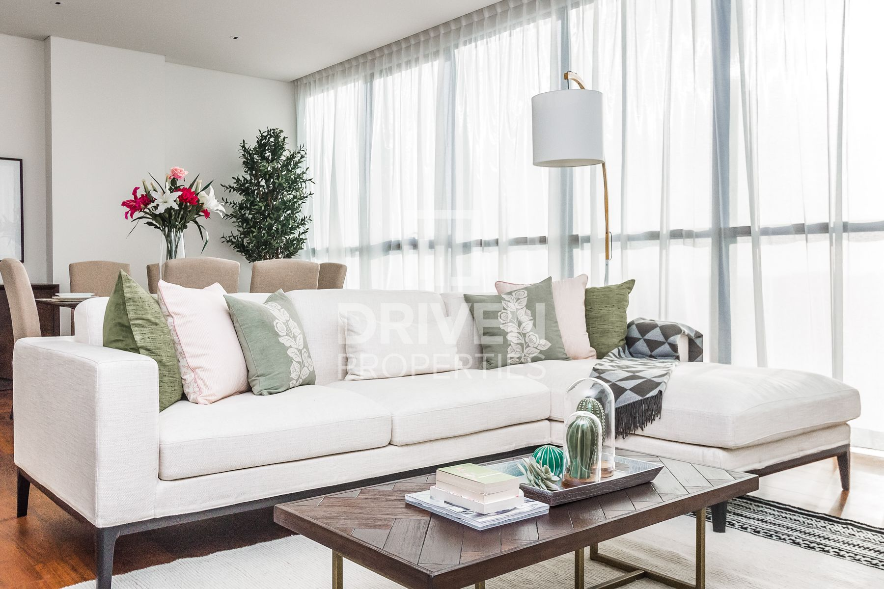 Welcome to Your New Home, 3 Beds in City Walk