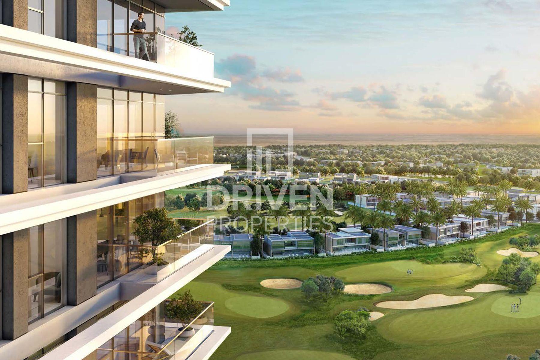 715 قدم مربع  شقة - للبيع - دبي هيلز استيت