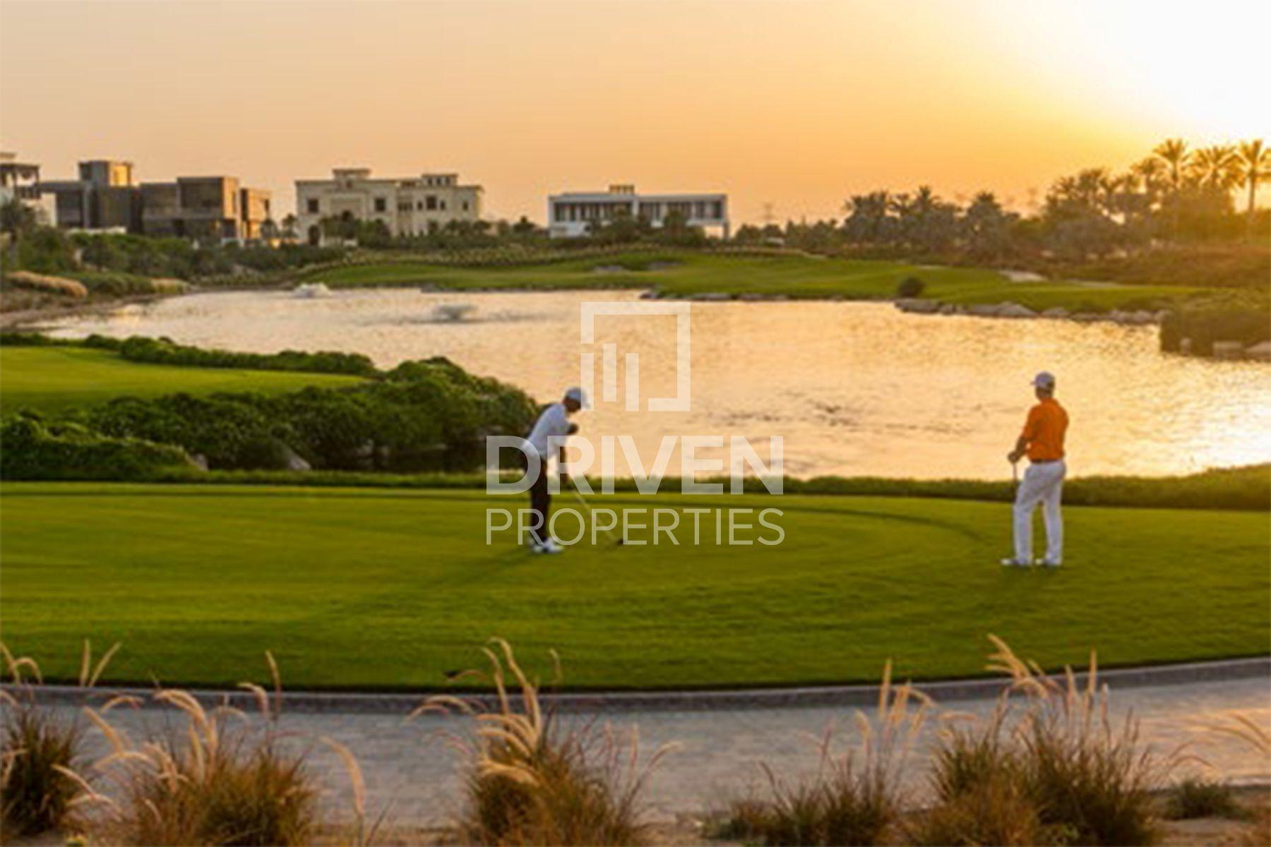 1,205 قدم مربع  شقة - للبيع - دبي هيلز استيت