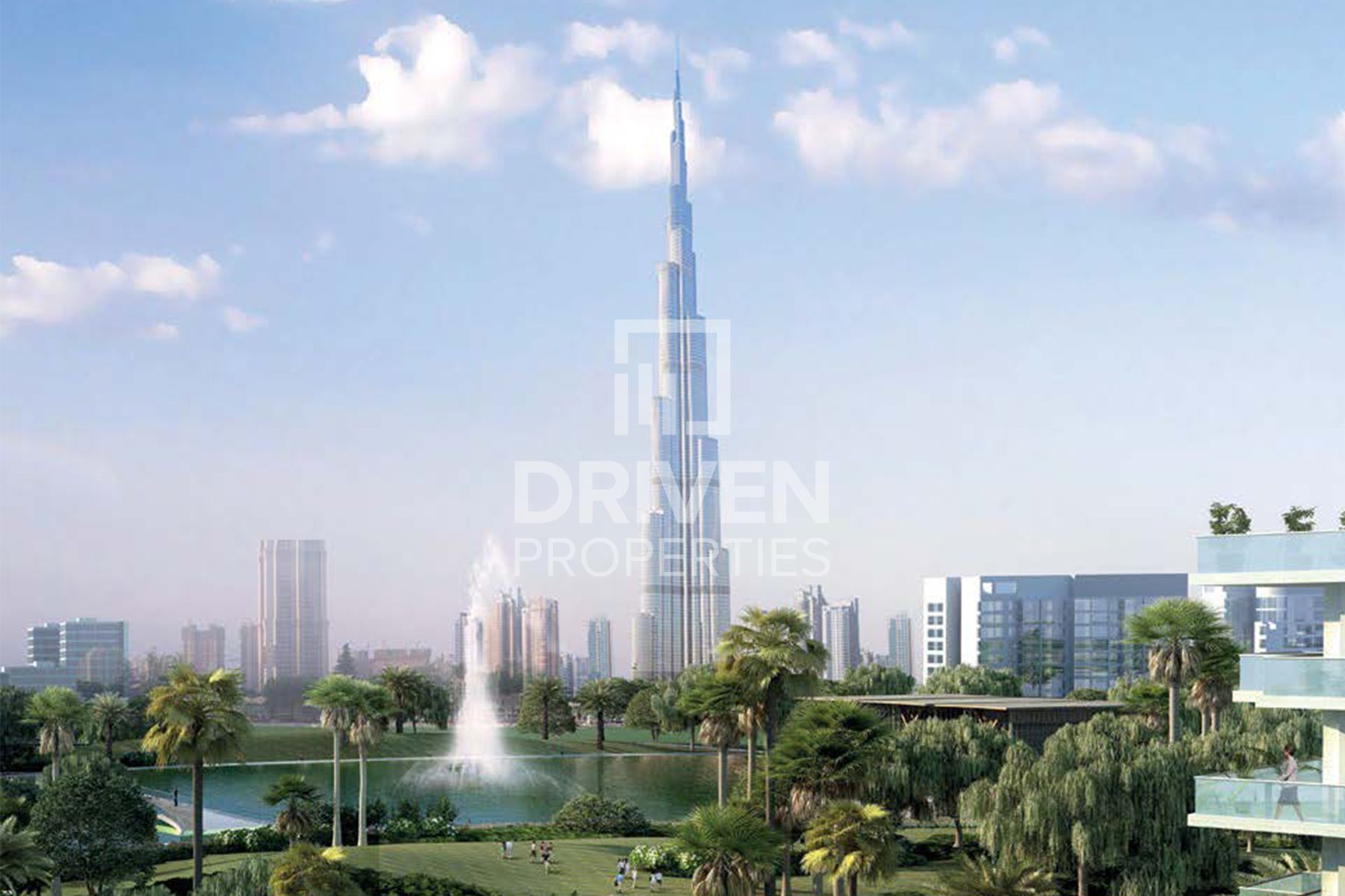 1,708 قدم مربع  شقة - للبيع - دبي هيلز استيت