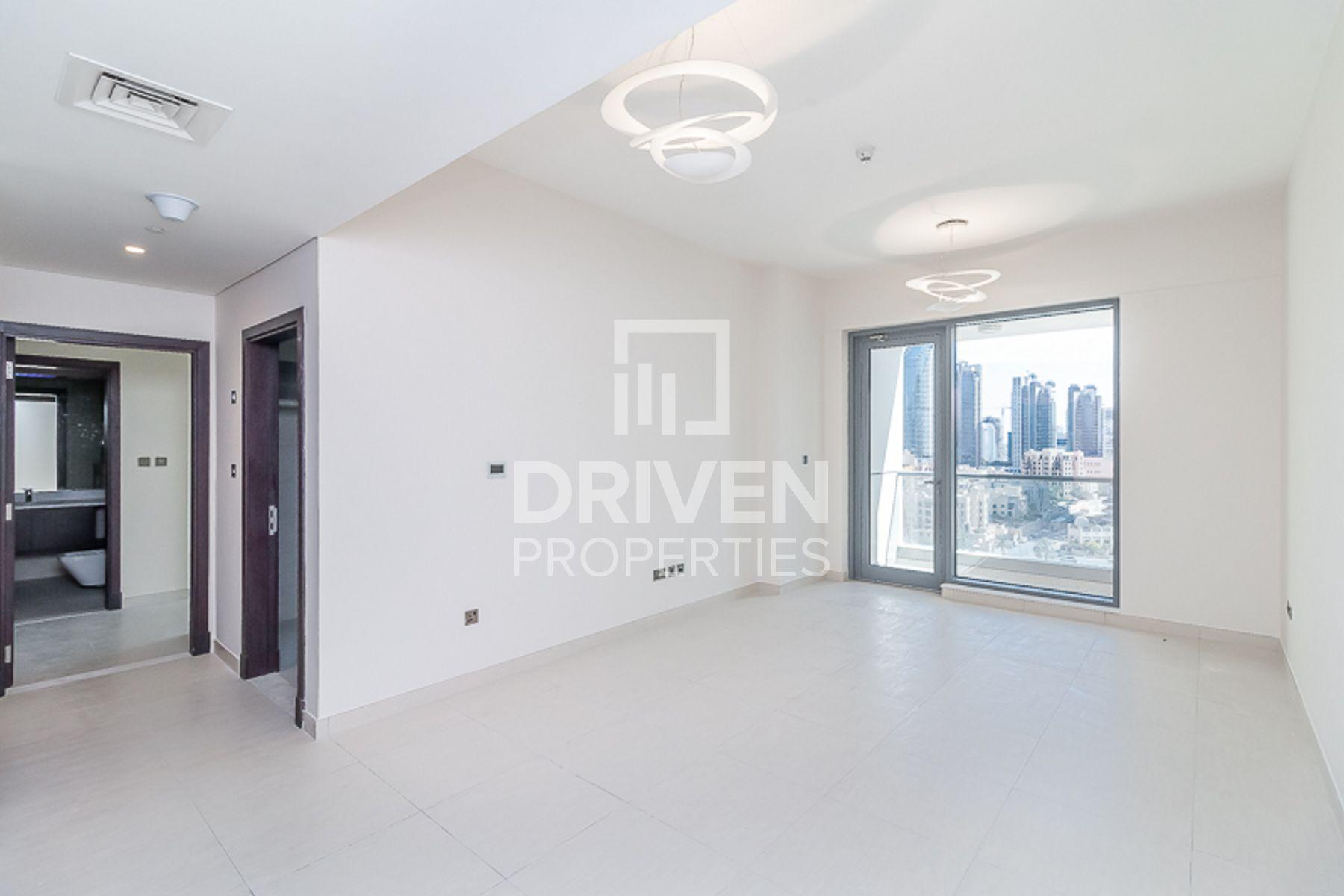 980 قدم مربع  شقة - للايجار - دبي وسط المدينة