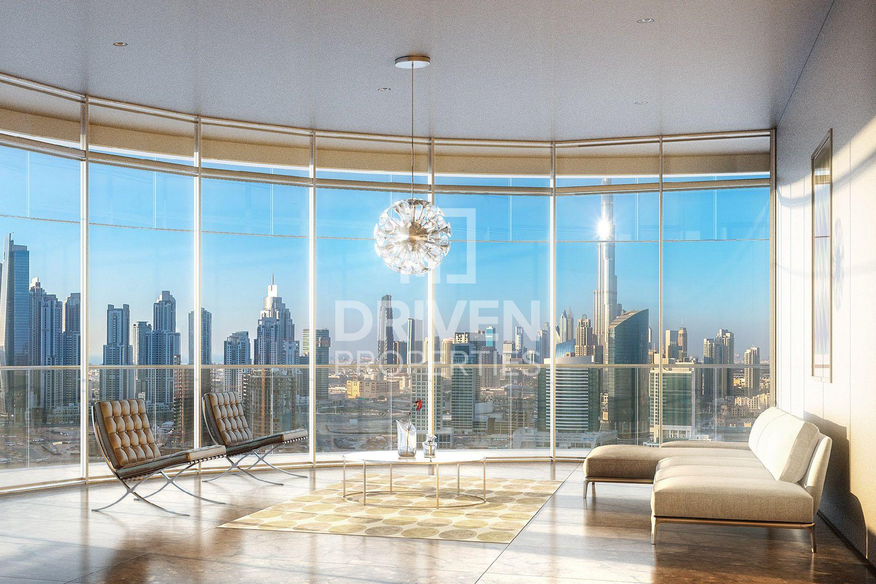 للبيع - ستوديو - AG برج - الخليج التجاري