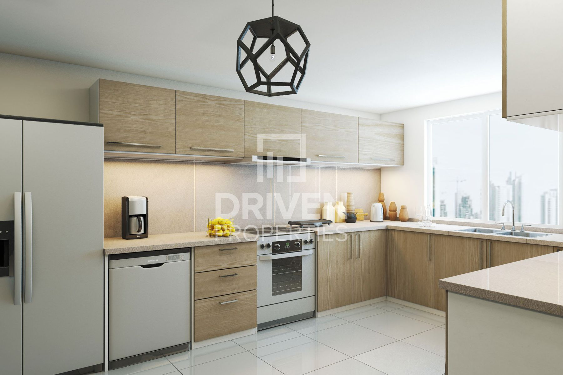 Apartment for Sale in AG Tower - Business Bay