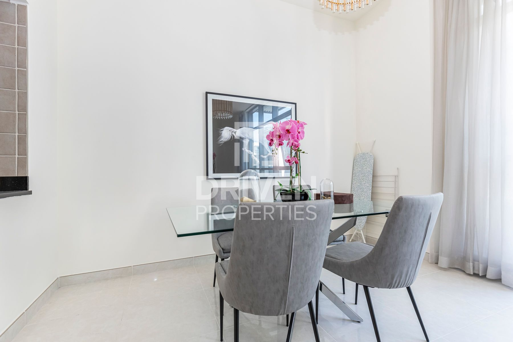 للايجار - شقة - بولو ريزيدنس - ميدان