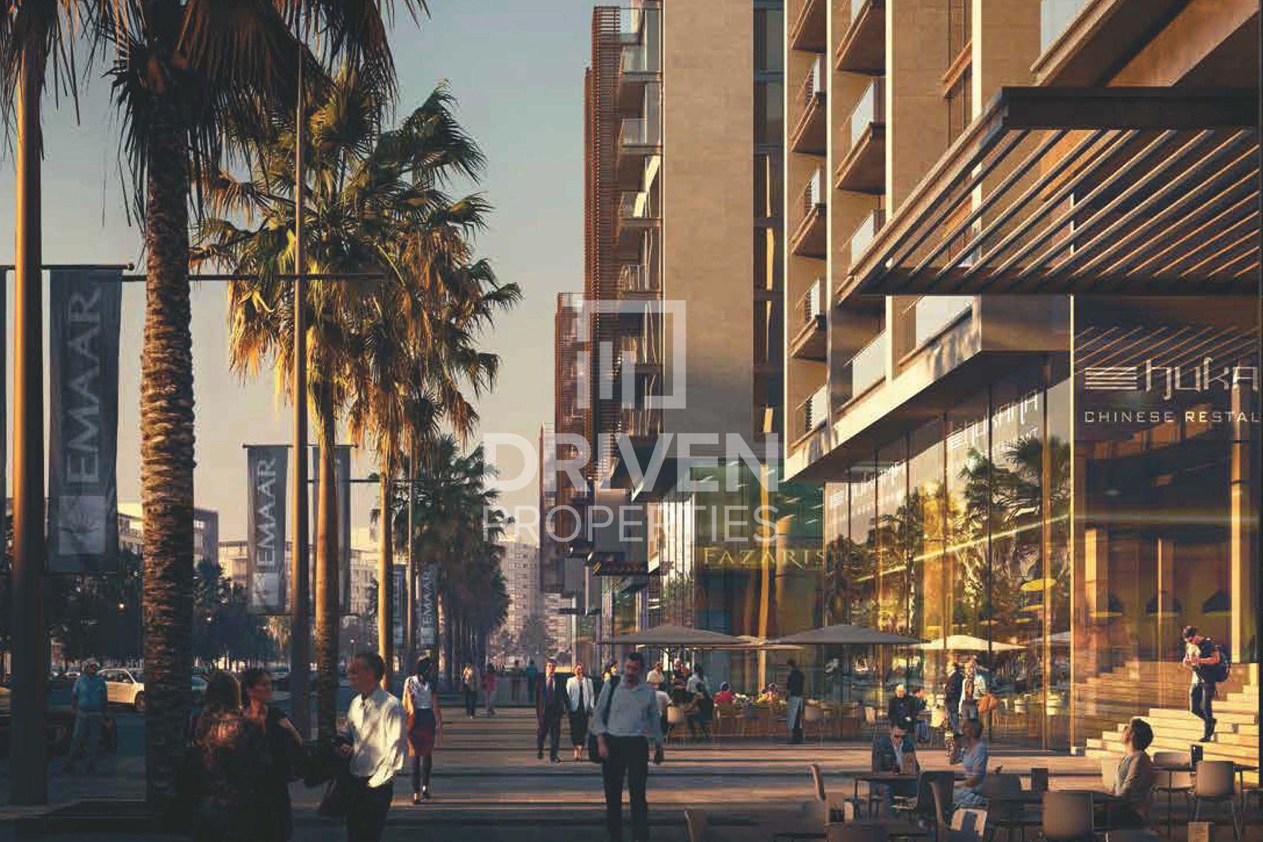 للبيع - شقة - أكاشيا - دبي هيلز استيت