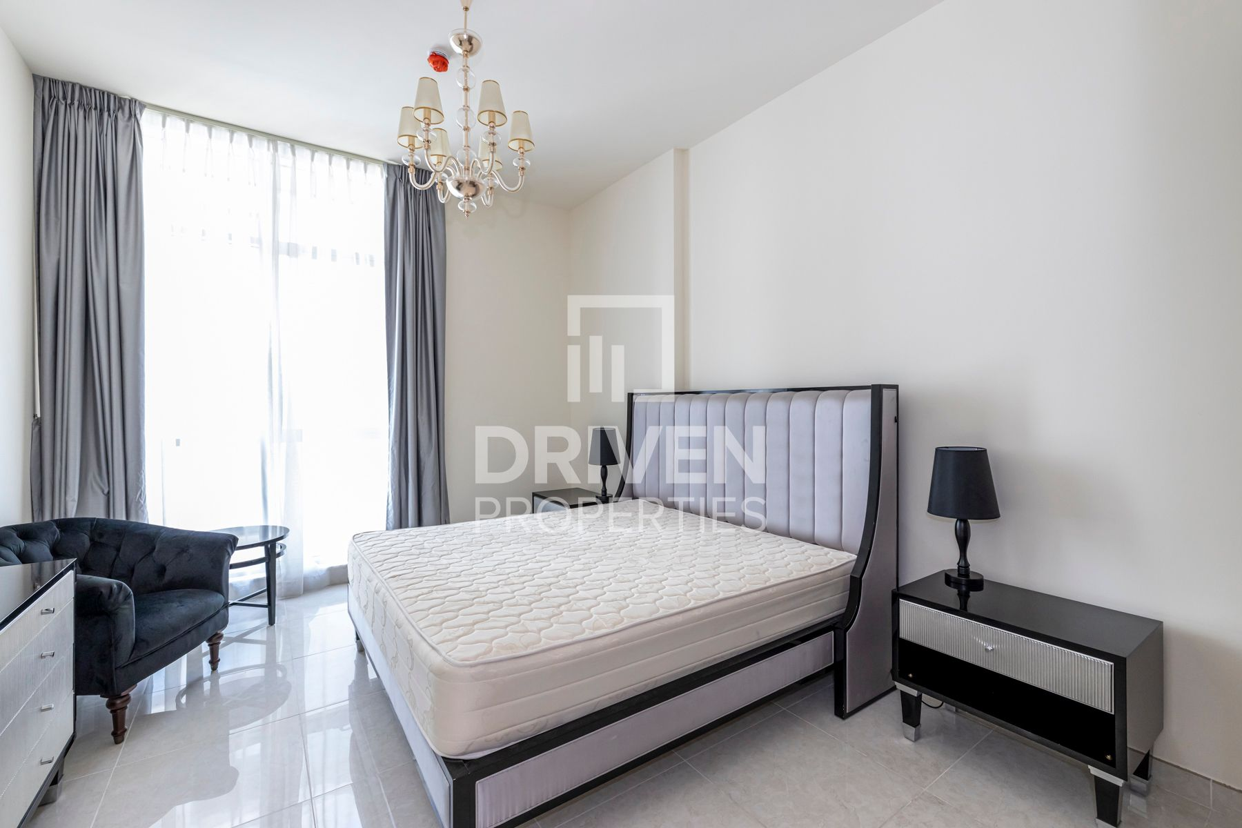 Semi Furnished | Lively Meydan Hotel View