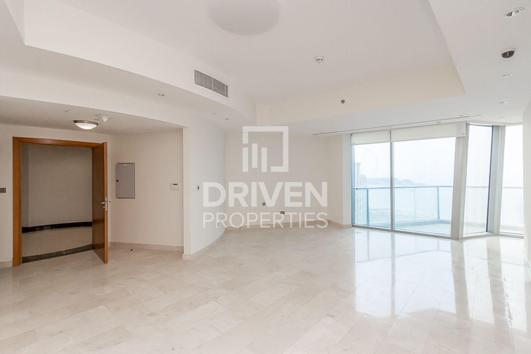 1,477 قدم مربع  شقة - للبيع - دبي مارينا
