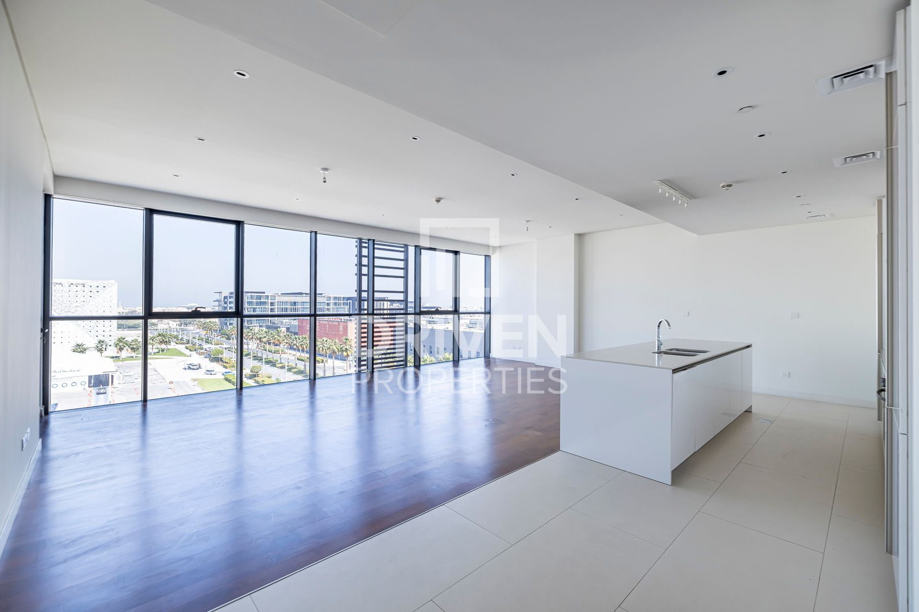 On High Floor Apt with Central Park View