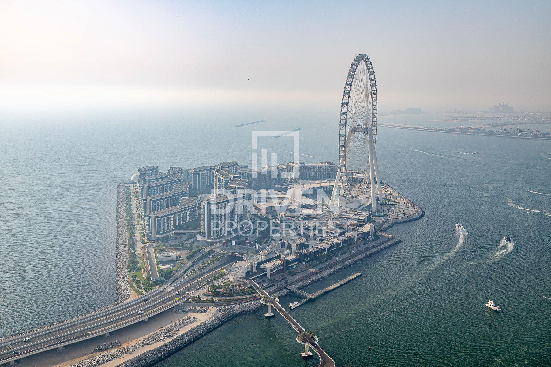 Elegant Designed | High Floor | Sea View