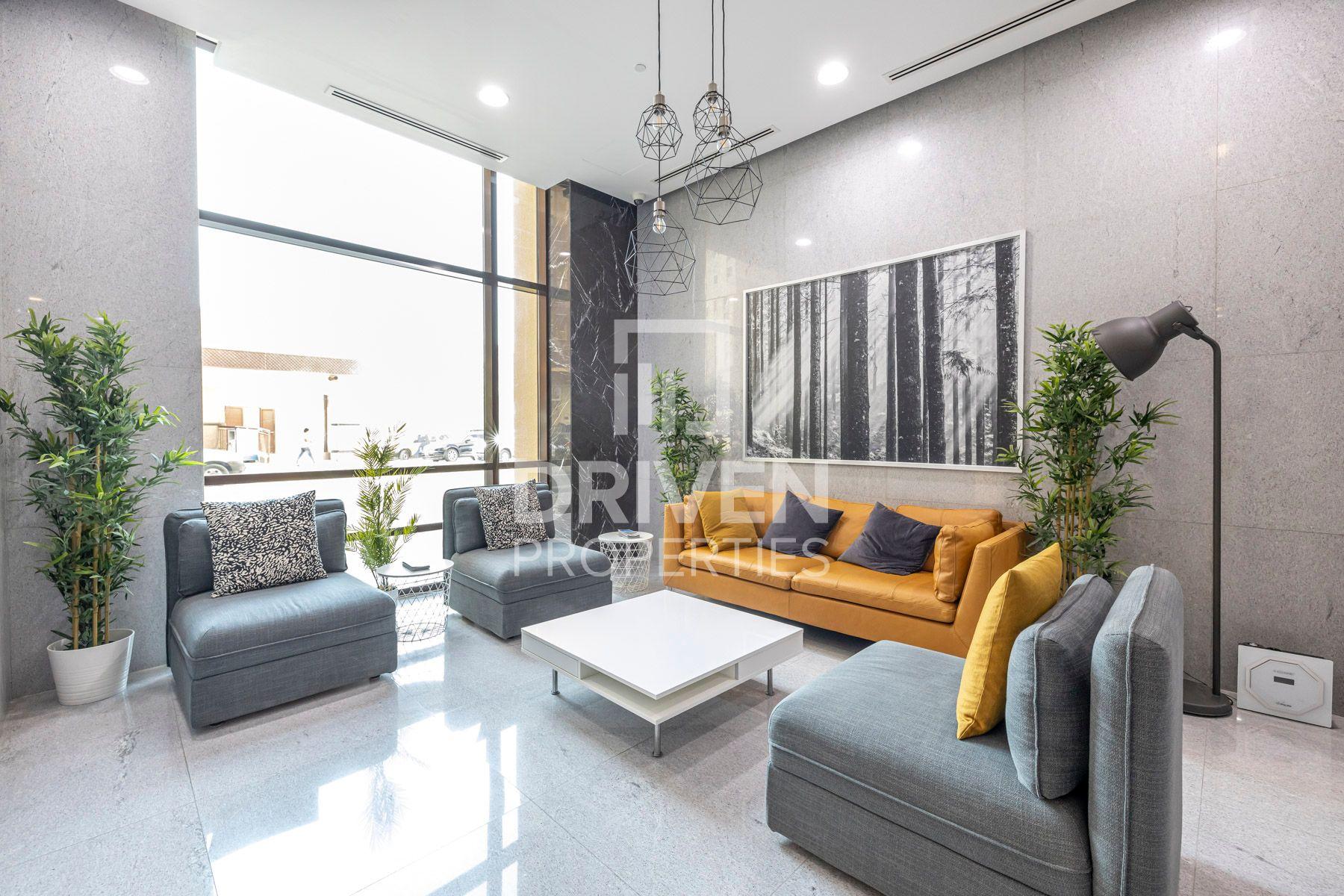 للايجار - شقة - Ayedh Tower - الجداف