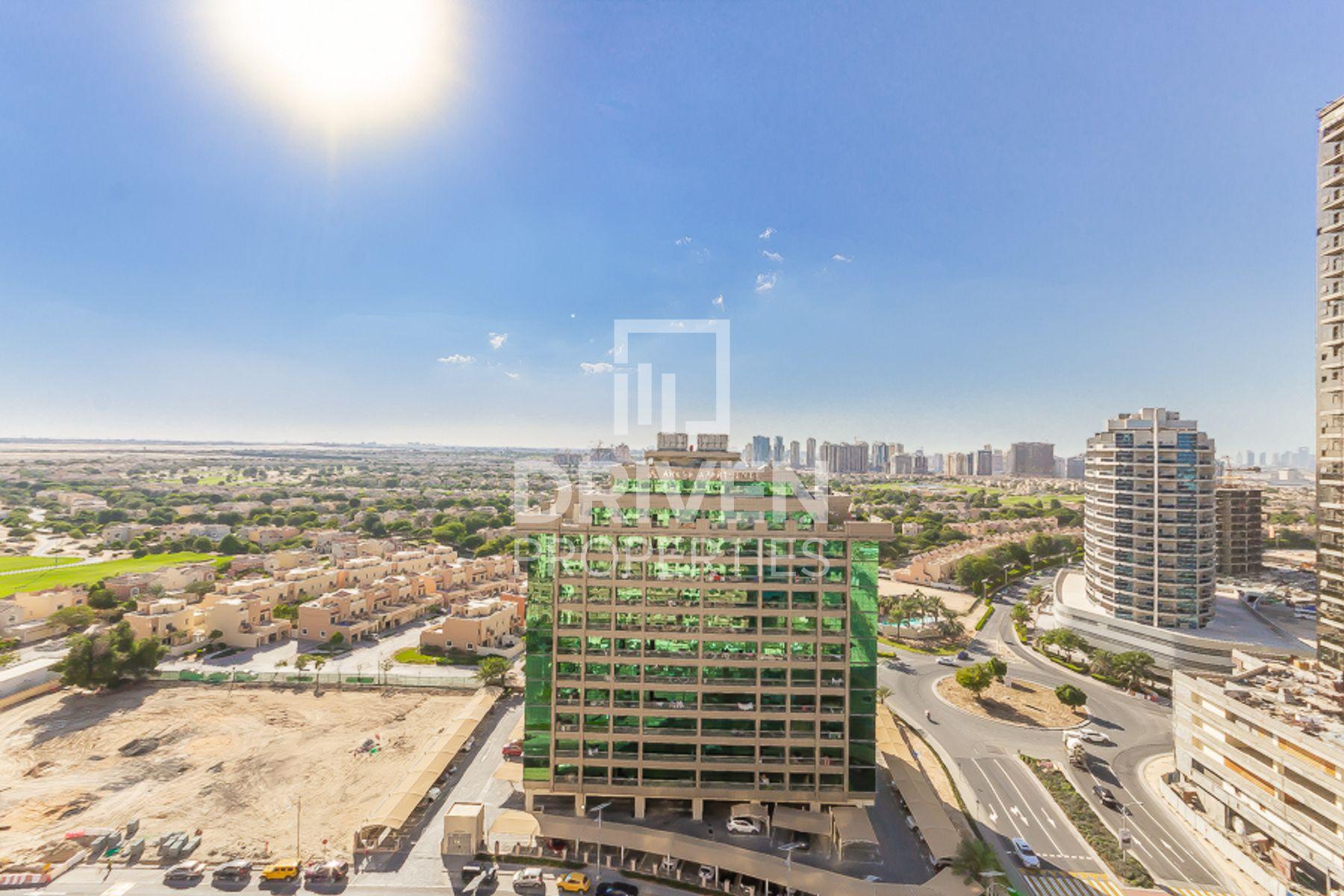 Apartment for Rent in Venetian - Dubai Sports City