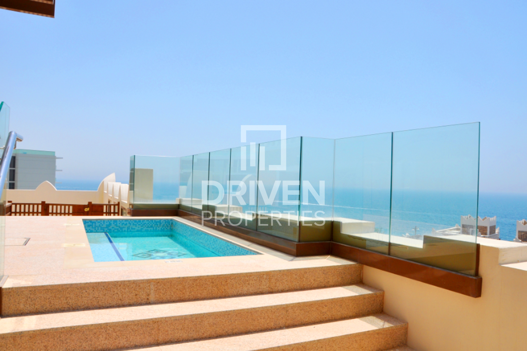 Amazing Duplex With Private Swimming Pool