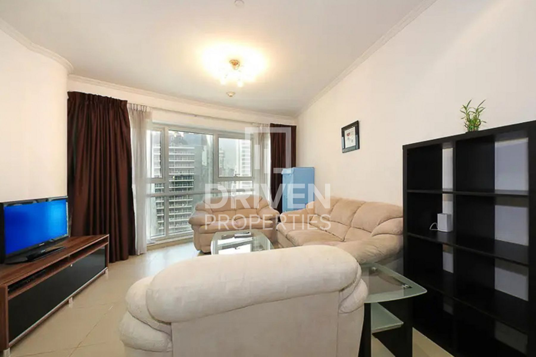 Exclusive Furnished 1 Bed Unit in Cluster C