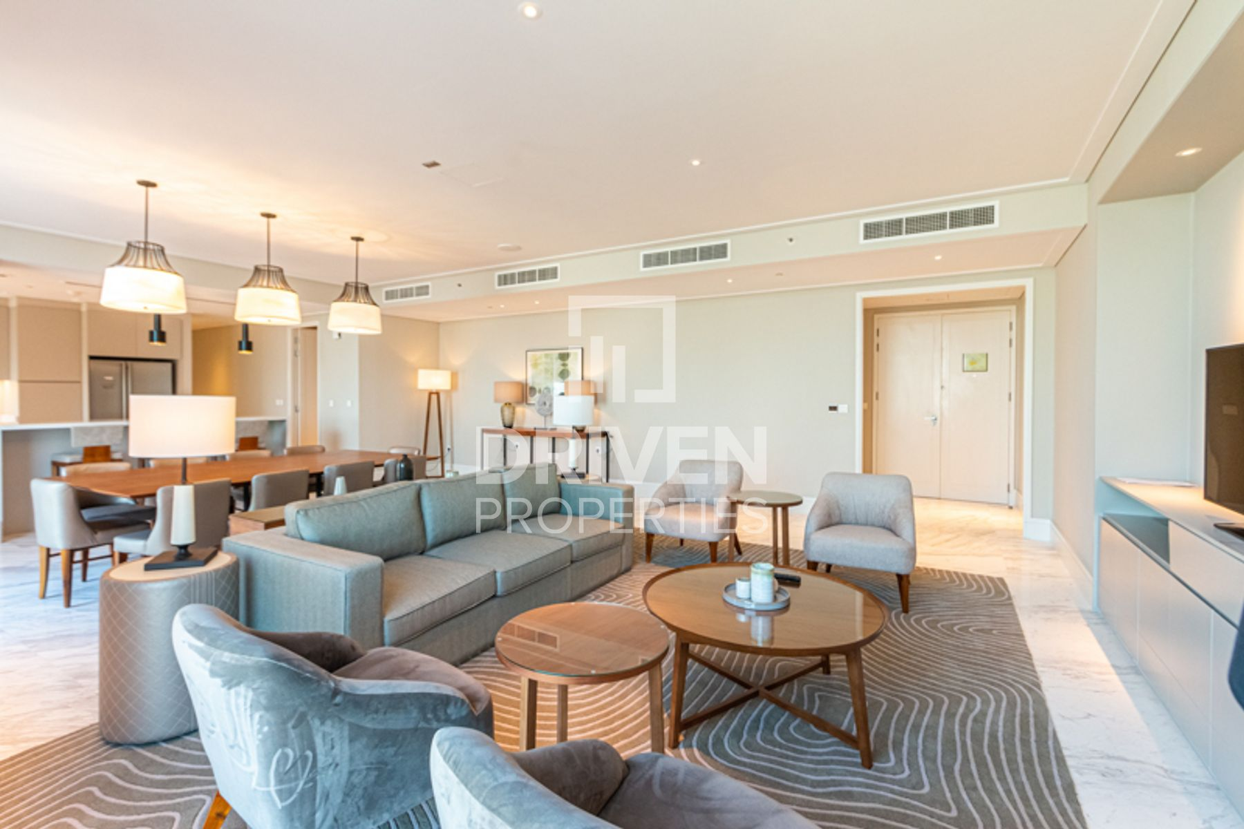 Exclusive and Furnished, Impressive View