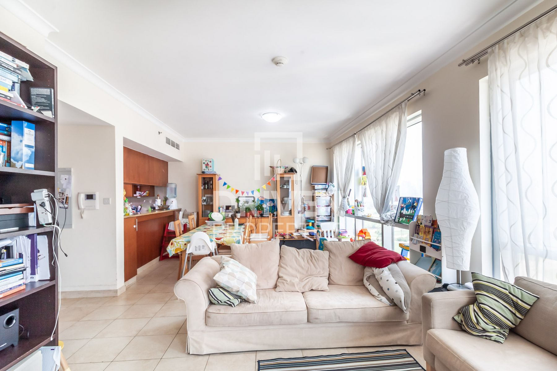 Amazing 2 Bed Apt with Canal and Golf View