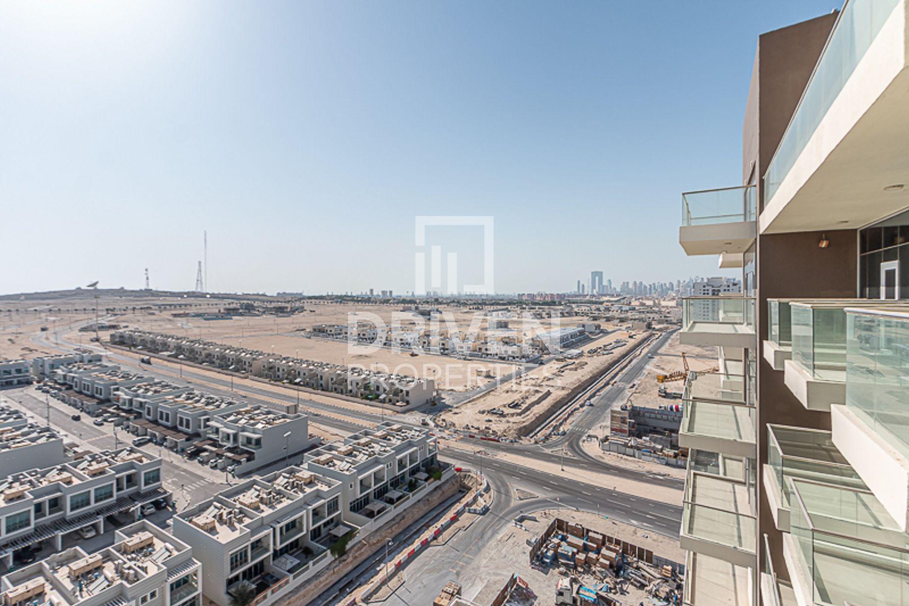 Apartment for Rent in Samia Azizi - Al Furjan