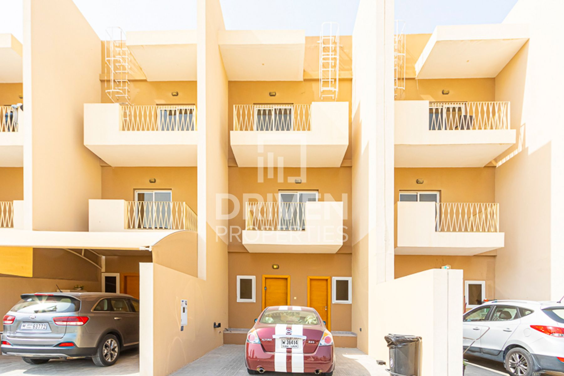Townhouse for Rent in Orchid Park - Jumeirah Village Circle