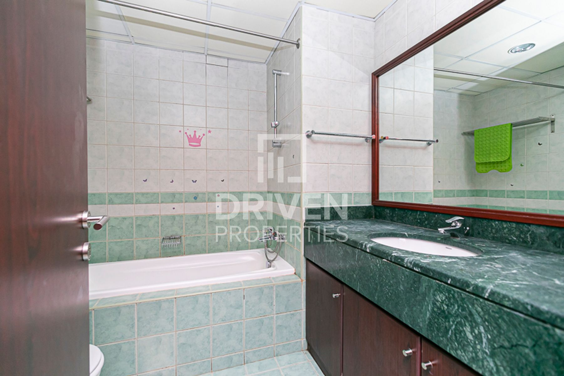 Apartment for Rent in Emirates Crown - Dubai Marina