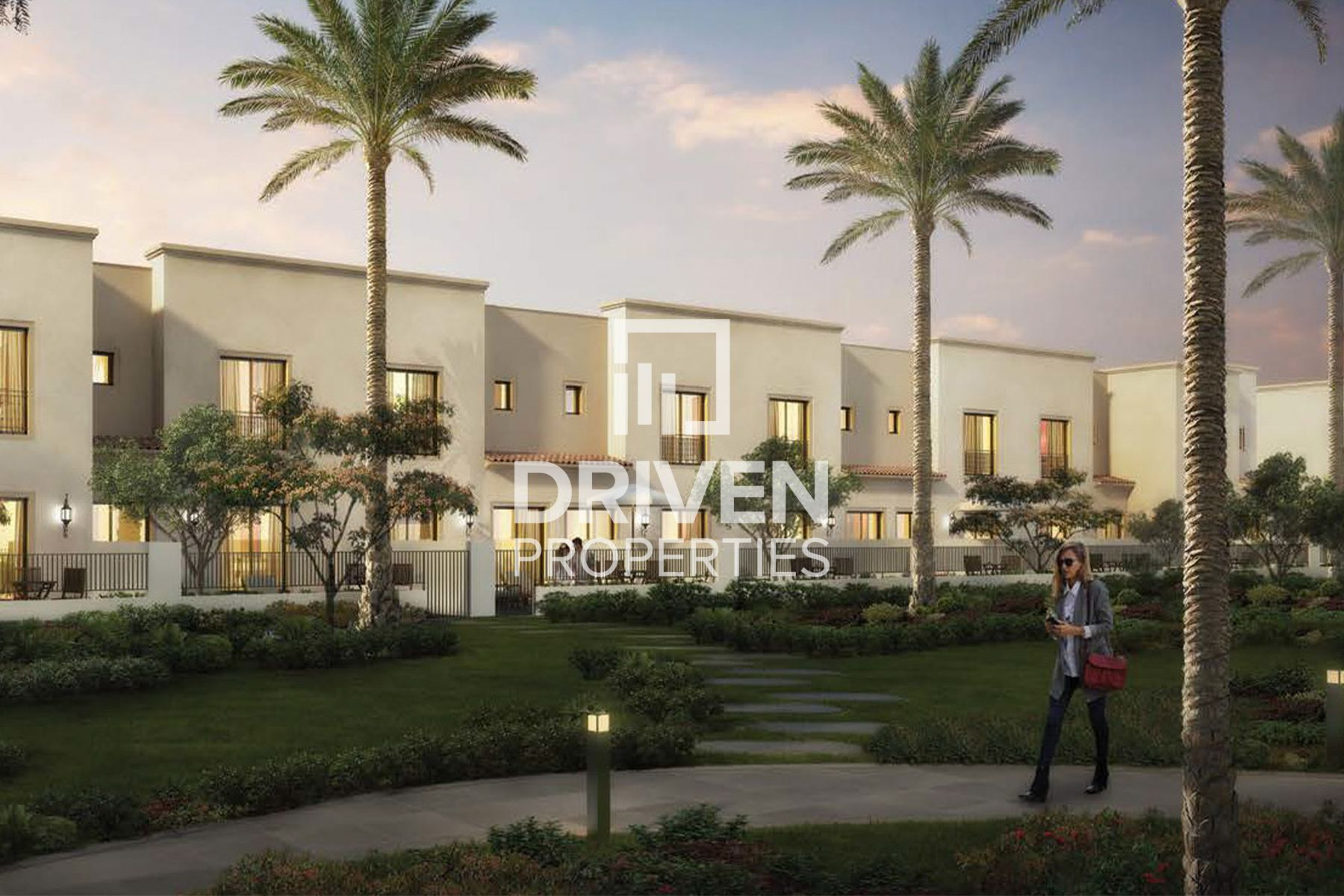 Townhouse for Sale in Amaranta - Dubai Land