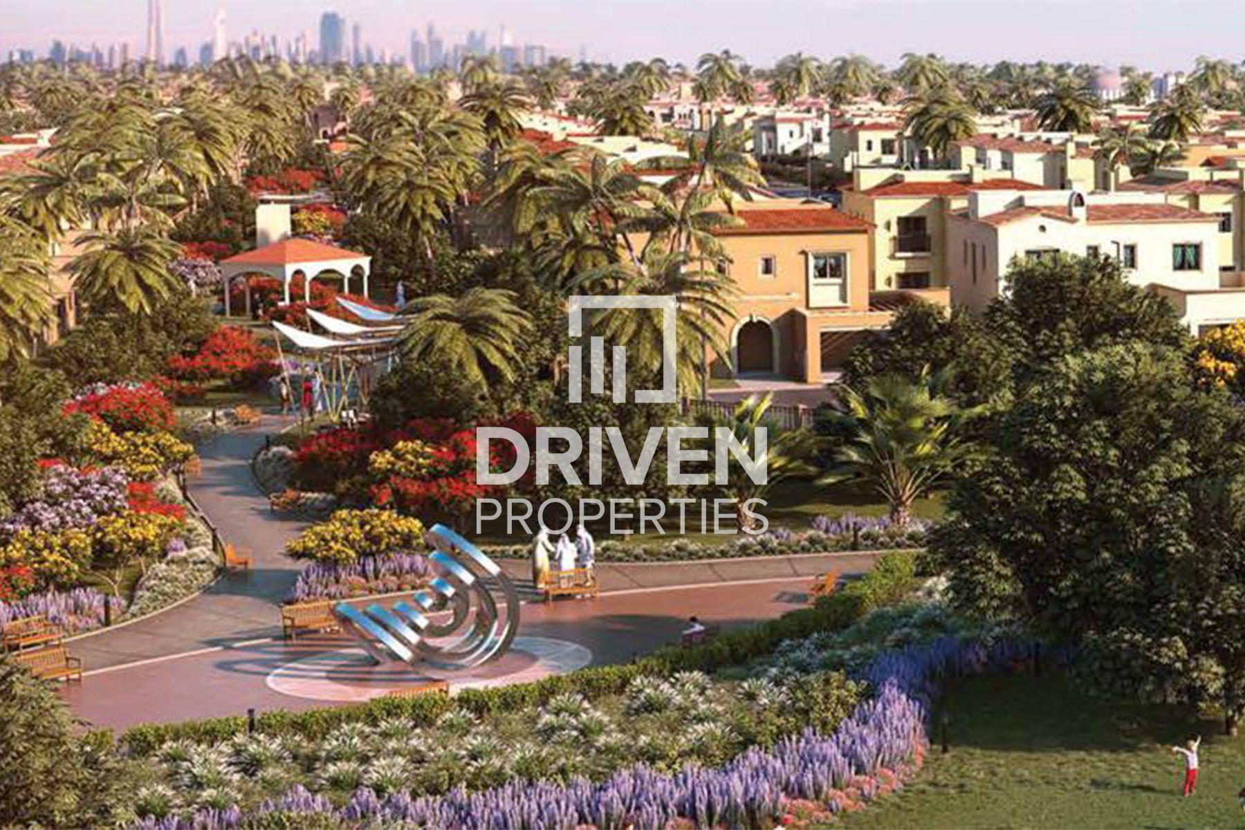 للبيع - تاون هاوس - امرانتا - دبي لاند