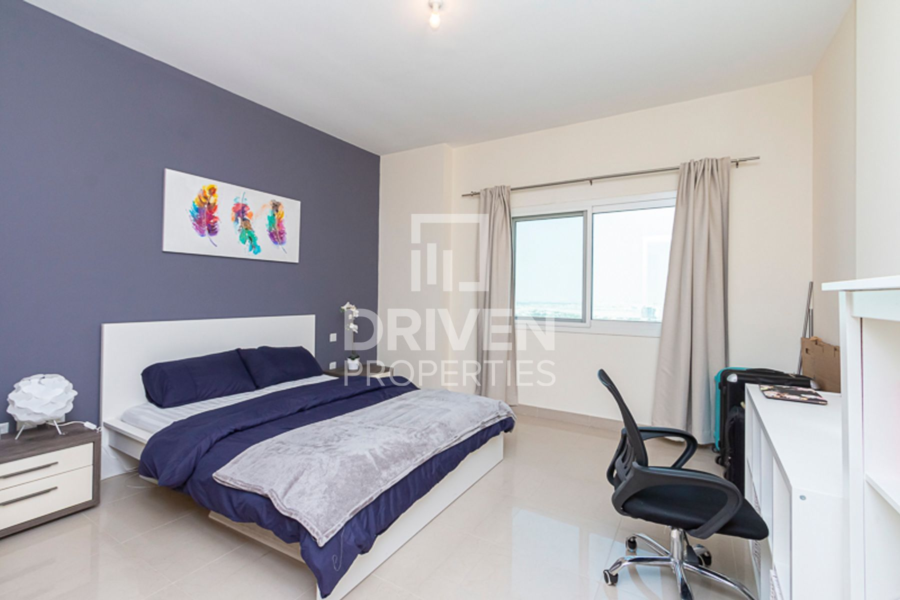Apartment for Rent in Red Residency - Dubai Sports City